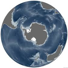 Map Of Antarctica Polar Opposites The Arctic And Antarctic Noaa Climate Gov
