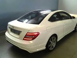 2014 mercedes c class for sale 2014 mercedes 180 c180 1 6 be coupe auto for sale on auto