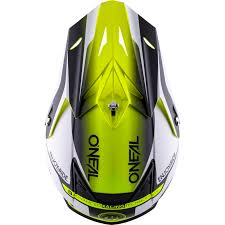 yellow motocross helmets oneal 5 series blocker motocross helmet mx off road atv multi