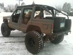 jeep grand xj jeep grand chop top project reved