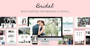 bridal websites bridal wedding theme by tvlgiao themeforest