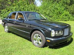 bentley dark green 1999 bentley arnage green label vintage motors of sarasota inc