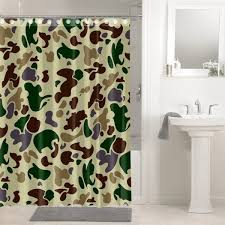 Camouflage Bathroom Shower Curtain 2 U2013 Page 2