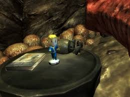 Fallout 3 Bobblehead Locations Map by Bobblehead Endurance Fallout Wiki Fandom Powered By Wikia