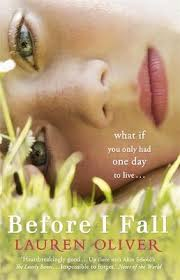 before i fall by oliver waterstones