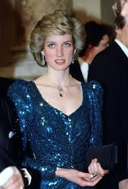 princess diana u0027s green gown and tartan coat dress are up for auction