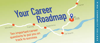 search road map your career roadmap