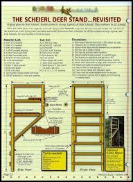 4x4 Elevators Deer Blind Homemade Ladder Deer Stands U003cb U003edeer Stands U003c B U003e Whitetail U003cb U003edeer