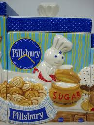 pillsbury doughboy canister set by danbury cute