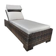 Wicker Patio Lounge Chairs Poolside Chaise Lounge Chairs U2013 Peerpower Co