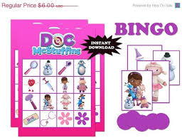 89 doc mcstuffins images birthday party ideas