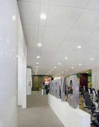mineral fiber suspended ceiling tile acoustic colortone