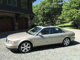 two beiges 14k miles preserved 2002 audi s8 bring a trailer