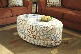 large round storage ottoman large round storage ottoman coffee table fieldofscreams