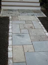Large Pavers For Patio by Best 25 Cobblestone Pavers Ideas On Pinterest Cobblestone Patio