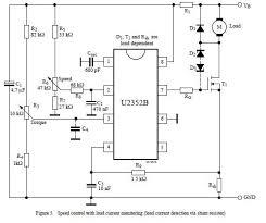 dc motor speed pwm control