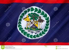 Belize Flag флаг Belize стоковое фото изображение насчитывающей символ 50950730