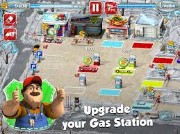 Home Design 3d Freemium Apk Gas Station Rush Hour Free Apk Download Free Strategy Game