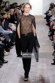mercedes fashion week york 2014 michael kors runway mercedes fashion week fall 2014