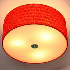 selling 3 e14 40w various color fabric ceiling lamp mlxl1030