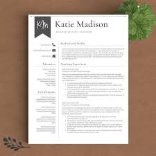Resume Samples For Teaching by 45 Best Teacher Resumes Images On Pinterest Teaching Resume