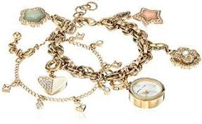 anne klein charm bracelet watches images Anne klein watches with charms shopstyle jpg