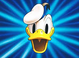 80 donald duck