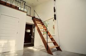 Space Saving Stairs Design Stylish Retractable Stairs Design 27 Really Cool Space Saving