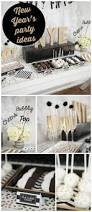 New Years Decorations Pinterest by Last Minute New Year U0027s Eve Decor Ideas With U2014and Without U2014glitter