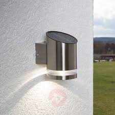 solar light wall salma led solar light for the wall lights co uk