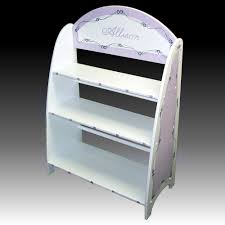 children u0027s bookcase hand painted bookshelves personalized