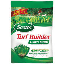 32 Sq M To Sq Ft Shop Scotts Turf Builder Lawn Food North 37 5 Pound S Lawn Food