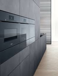 Black Kitchen Appliances by Artline Built In Appliances With Touch2open Miele Kitchen