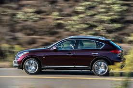 review 2016 infiniti qx60 canadian 2016 infiniti qx50 first test review motor trend