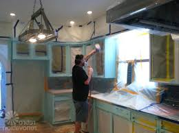 painting metal kitchen cabinets kenangorgun com