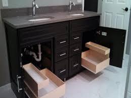 Kitchen Cabinet Sliding Organizers - bathroom cabinets slide out shelves sliding drawers for cabinets