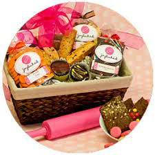 edible gift baskets artisan bakery san diego wholesale custom bakery wedding cookies