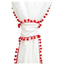 best 25 pom pom curtains ideas on pinterest diy curtain