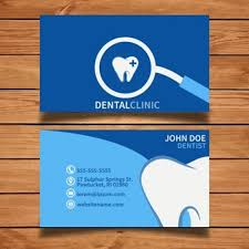 Business Card Design Psd File Free Download Dentist Vectors Photos And Psd Files Free Download