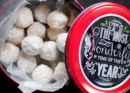 snowball cookies pretty plain janes