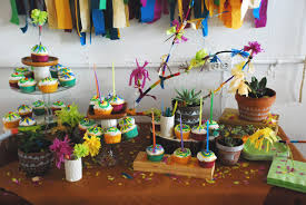 Home Birthday Party Decorations A Dreamcatcher Birthday Party The Sweetest Occasion