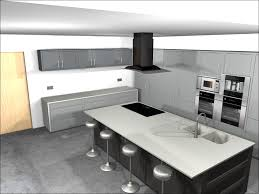 kitchen design for an award winning new build project