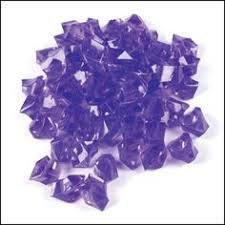 Vase Stones 1600pcs 15mm Acrylic Plastic Red Cube Gems Free Shipping Vase