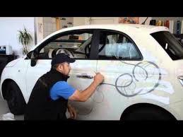auto designen autofolie montage design
