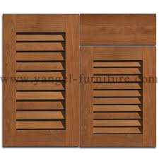 Louvered Cabinet Door Louver Cabinet Door Cd025 Yangle