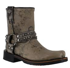 womens size 12 harley davidson boots womens harley davidson katerina stud harness black zip up ankle