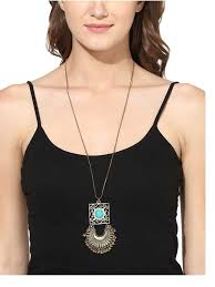 long chain fashion necklace images Zerokaata get 15 off on fashion necklaces jpg