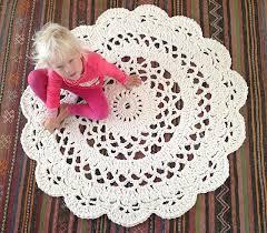 Crochet Tshirt Rug Pattern Best 25 Crochet Rug Patterns Ideas On Pinterest Crochet Rugs