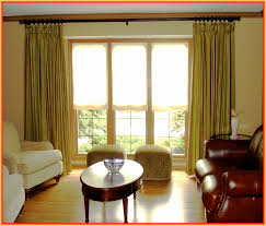 Living Room Curtains Blinds Accessories U0026 Furniture Enticing Brown Curtain Window For Living