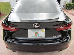 lexus f sport trunk badge 2014 lexus is 250 f sport paint correction and gloss enhancement